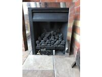 Cheap gas fire