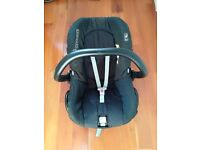 Maxi-Cosi baby Car Seat 0+ (to 13kgs)