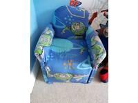 Buzz lightyear chair