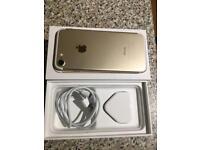 Apple IPhone 7 128gb Unlocked Gold