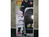 Brand New Carrycot still in unopened Box to fit Joie Chrome System.