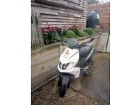 Learner legal Moped