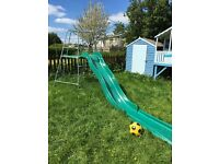 TP Explorer 2 Climbing Frame with Slide & Extension