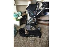 Quinny zapp pushchair full package & car seat bargain wow