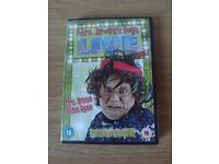 Mrs Brown Boy's Live Tour - Mrs Brown Rides Again DVD