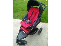 Phil and Teds Double Sport Pushchair