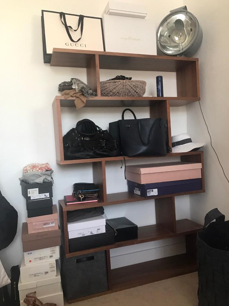 Bookshelf / room divider