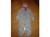 Disney's 101 Dalmation Dressing up Outfit Age 6-8 years