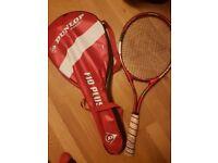 Tennis racquet Dunlop F10