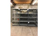 Metal storage shelves bay must go!