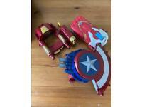 Marvel Nerf Toys