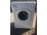 Hot point Aquarius washer dryer