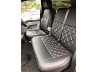 Vw T5 vee dub seat covers