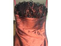 Ball gown, evening gown, wedding occasion