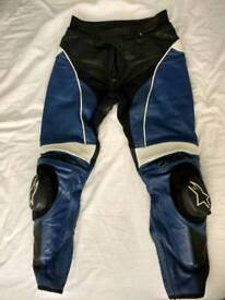 Alpinestars Motorcycle Trousers Size 30 inch