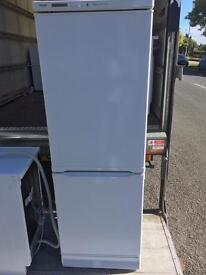 Hotpoint frost free fridge freezer