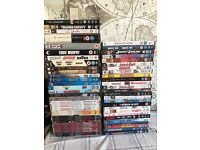 Over 50 DVDs inc full desperate housewives