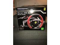 Xbox one steering wheel thrustmaster Ferrari