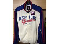 NY Giants track jacket