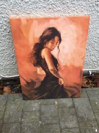 Mark Spain Canvas Print