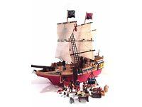 Playmobil Large Pirate Galleon (4290)
