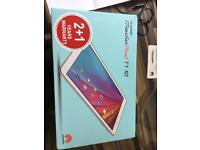 "Hauwei 10"" hd tablet 16gb"