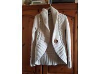 Jane norman knitted cardigan