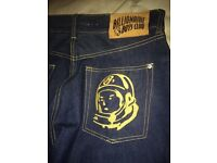 Jeans. Billionaire boys club jeans. Brand new. Contact 07963468541