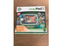 Leappad 3 Brand New & Factory sealed!