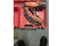 Hilti gx120 nail gun