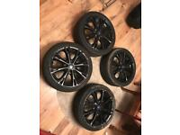 Ford Fiesta alloys