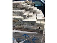 1500 Southampton White Buff Bricks - Collection Only