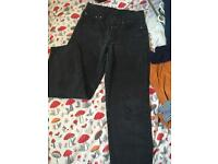 Vintage high waisted Levi jeans