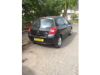 1.2 RENAULT CLIO, Perfect first car! Quick Sell!
