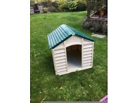 Dog Kennel House