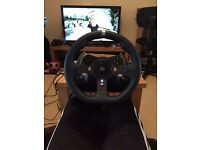 Logitech Driving Force G920 Perfect Condition