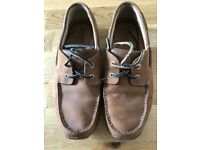 Timberland Men's Moccasin Style Shoes - Size 6.5