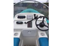 Px swap money either way. 5 or 6 berth caravan, 30+ foot boat