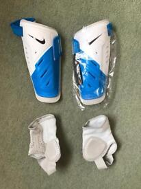 New Medium adult unisex Nike shinpads / shinguards