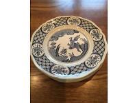 Old Chelsea Furnivals tea plates