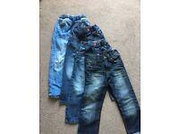 Boys trouser bundle age 4-5