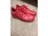 Nike Air Force size 8