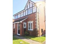 Two bed semi in Eccleston St Helens WA10