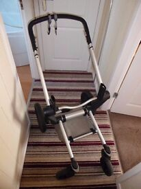 Joolz Day Pram inc Carry Cot and Seat