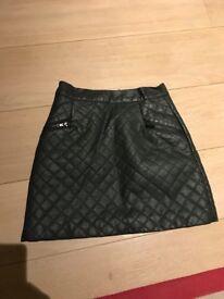 Top shop skirt size 8
