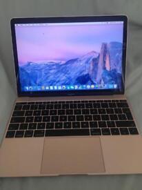 Rose gold MacBook Pro