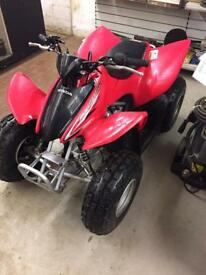 Honda trx90 sportrax atv / quad