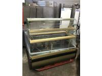 Display fridge for shop cafe restaurant takeaway restaurant pizza hbb cdss