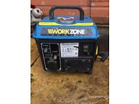 Petrol generator 240 volt new conditions suitcase