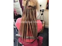 Quality Hair Extensions by Qualified Extensionist